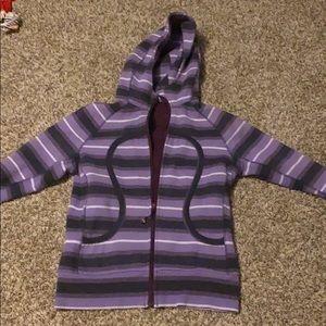 Women's lululemon hooded define jacket